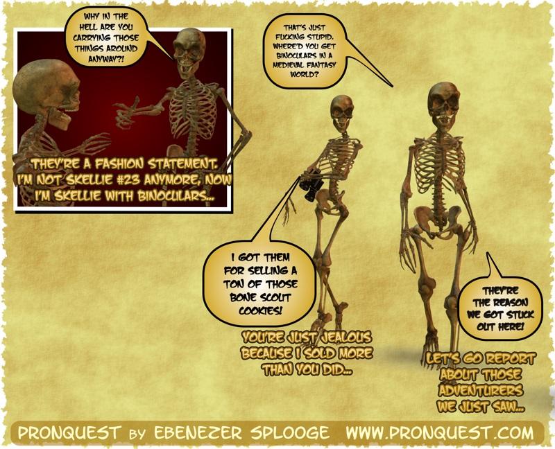 Hentai Bone Scouts of Hamerica.