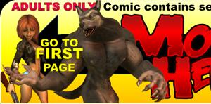 monster hentai sex rape comic