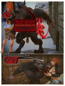 furry hentai sex monster cock