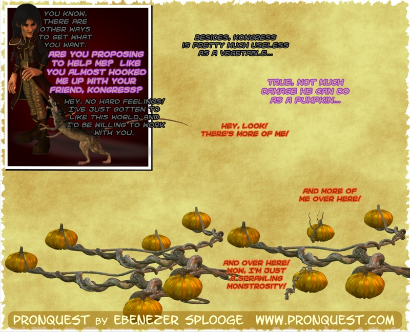Like the seeds of the pumpkin….