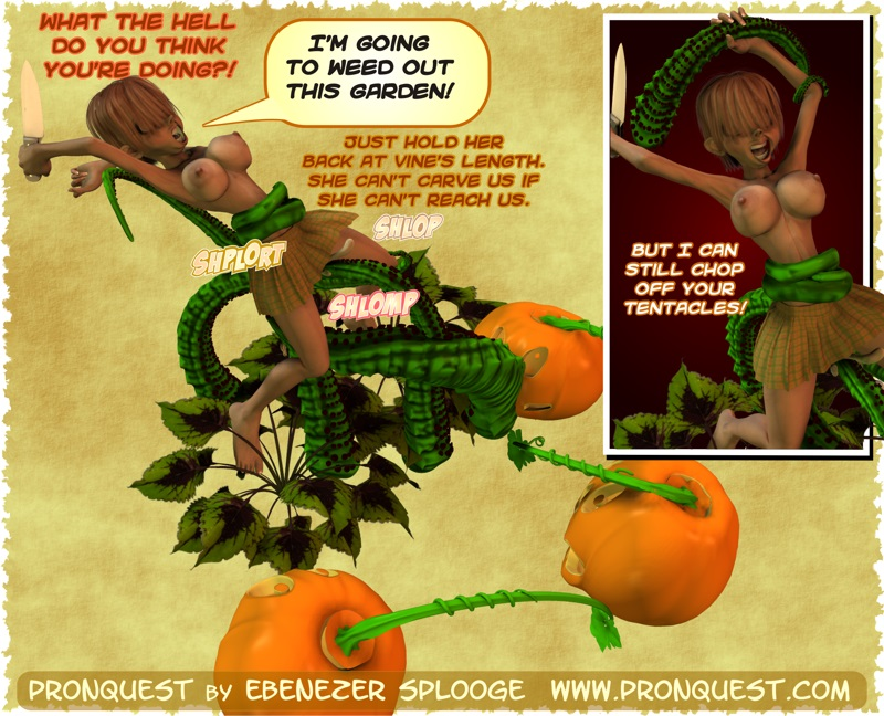 Bobbit pumpkins…