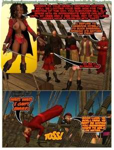 busty pirate wenches raping and pillaging