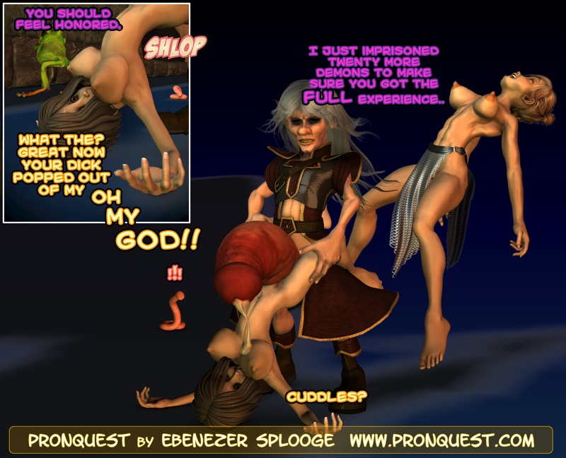 """Gianting the cock, hentai for """"jumping the shark""""?"""
