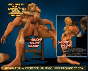 oppai hentai monster cock sex