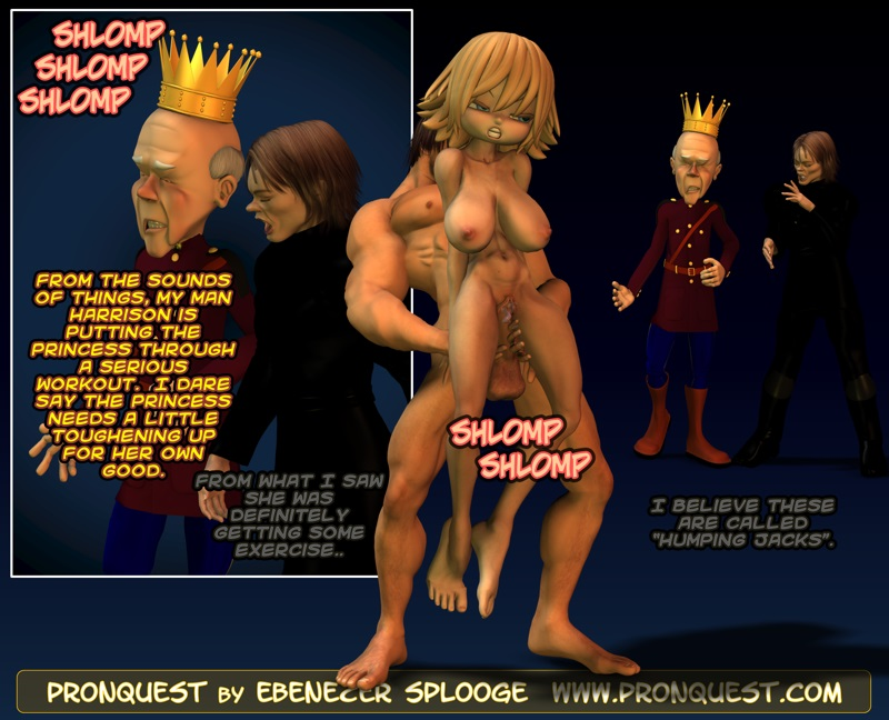 Pronquest Busty Princess Game Of Thrones Porn Scene