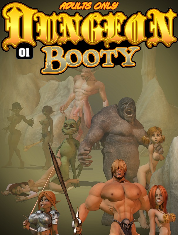 Dungeon Booty hentai adventures.