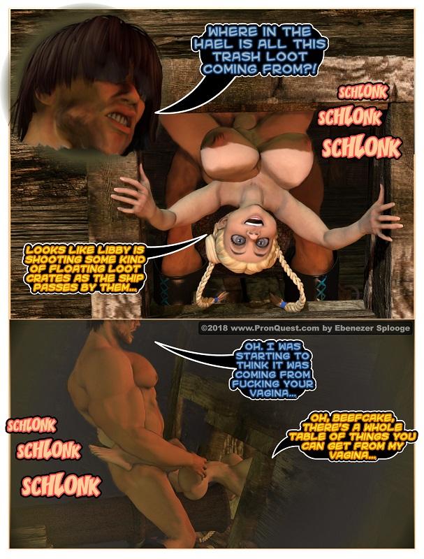 Oppai Hentai Big Tits Slut Vaginas Have Loot Tables.