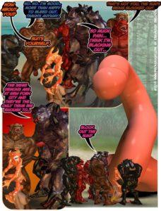 hentaifromhell adultsexcomicsgangbang monstercockdildo cartoonporn
