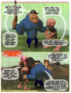 sexmachine adulthardcorecomic epicfantasygame cartoonporncomics gnomeengineering