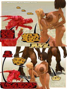 oppaihentaipaizuri bigtits cartoonporn dragonmonstercock oversizedmegabigbreasts